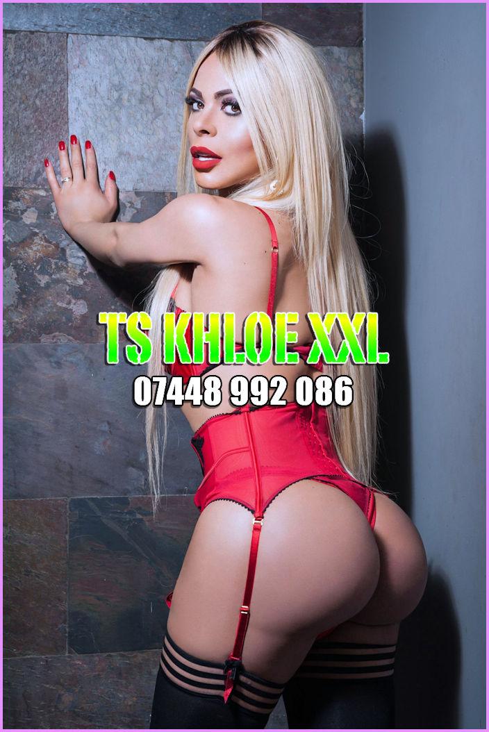 TS Khloe XXL