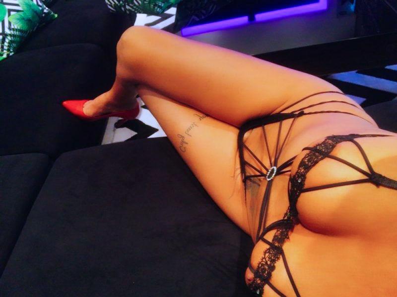 Istanbul Travesti Escort Jade