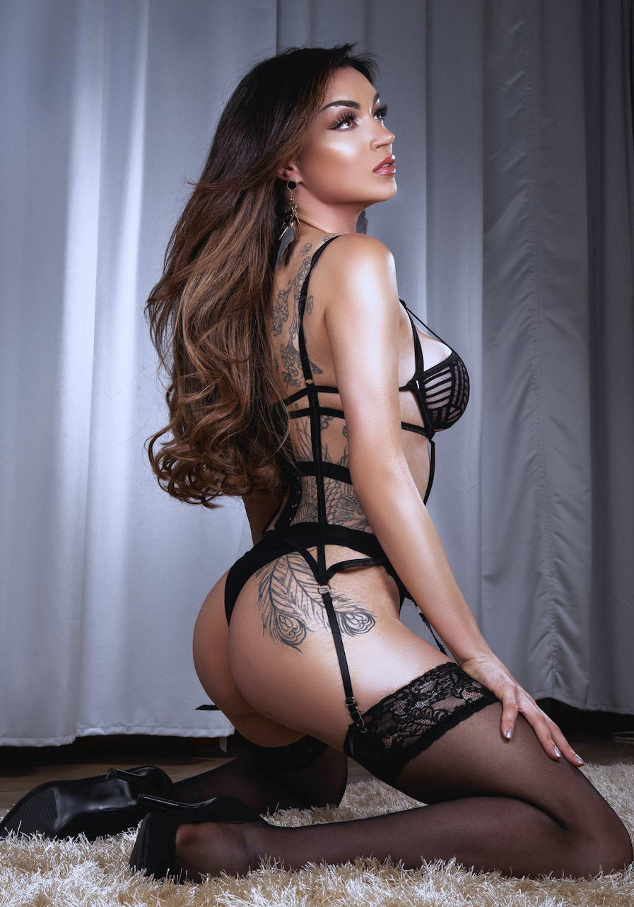 TS Vanessa Hilton London Shemale Escort