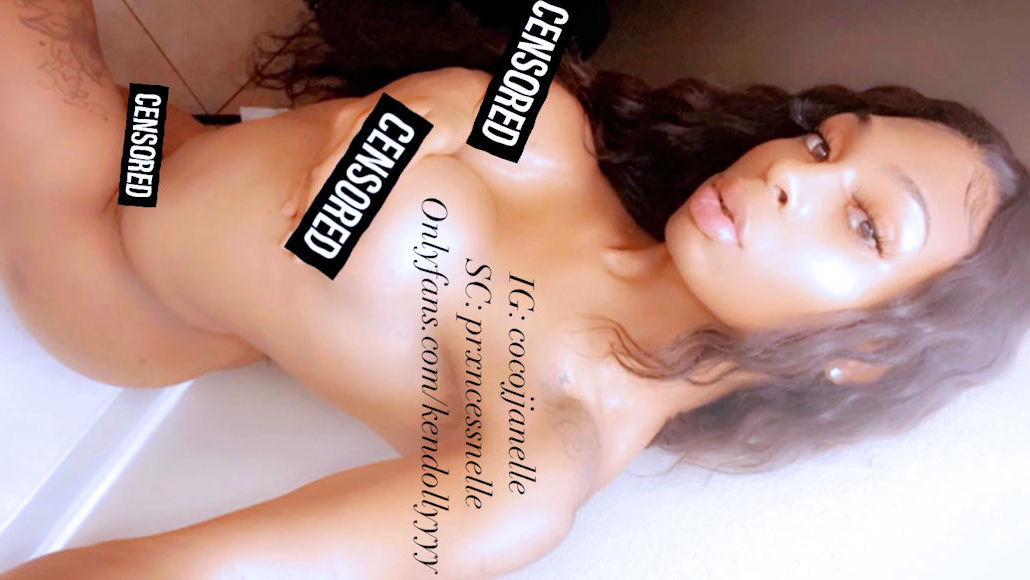 TS Kendollyyy Ebony Dallas Trans Escort
