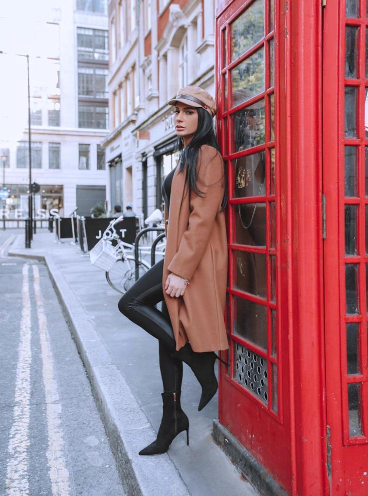 London Trans Camilla Drummond