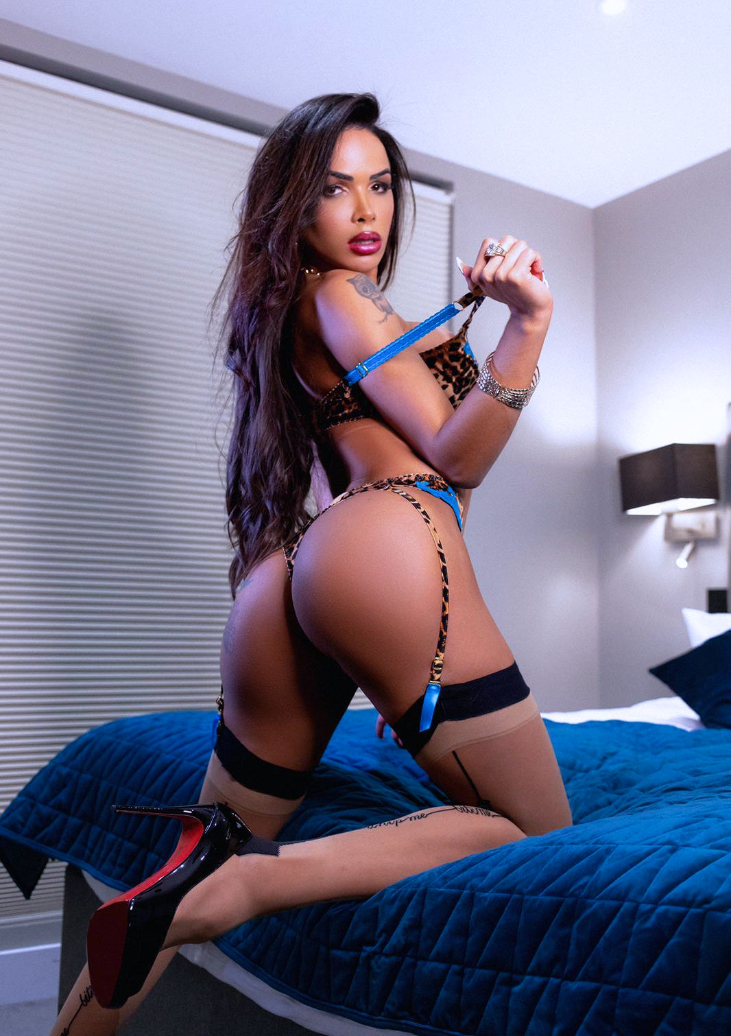 London Escort TS Bruna Ferrari