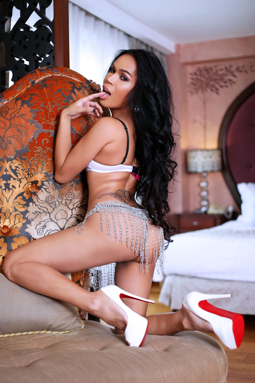 Filipino Transsexual Escort Amber