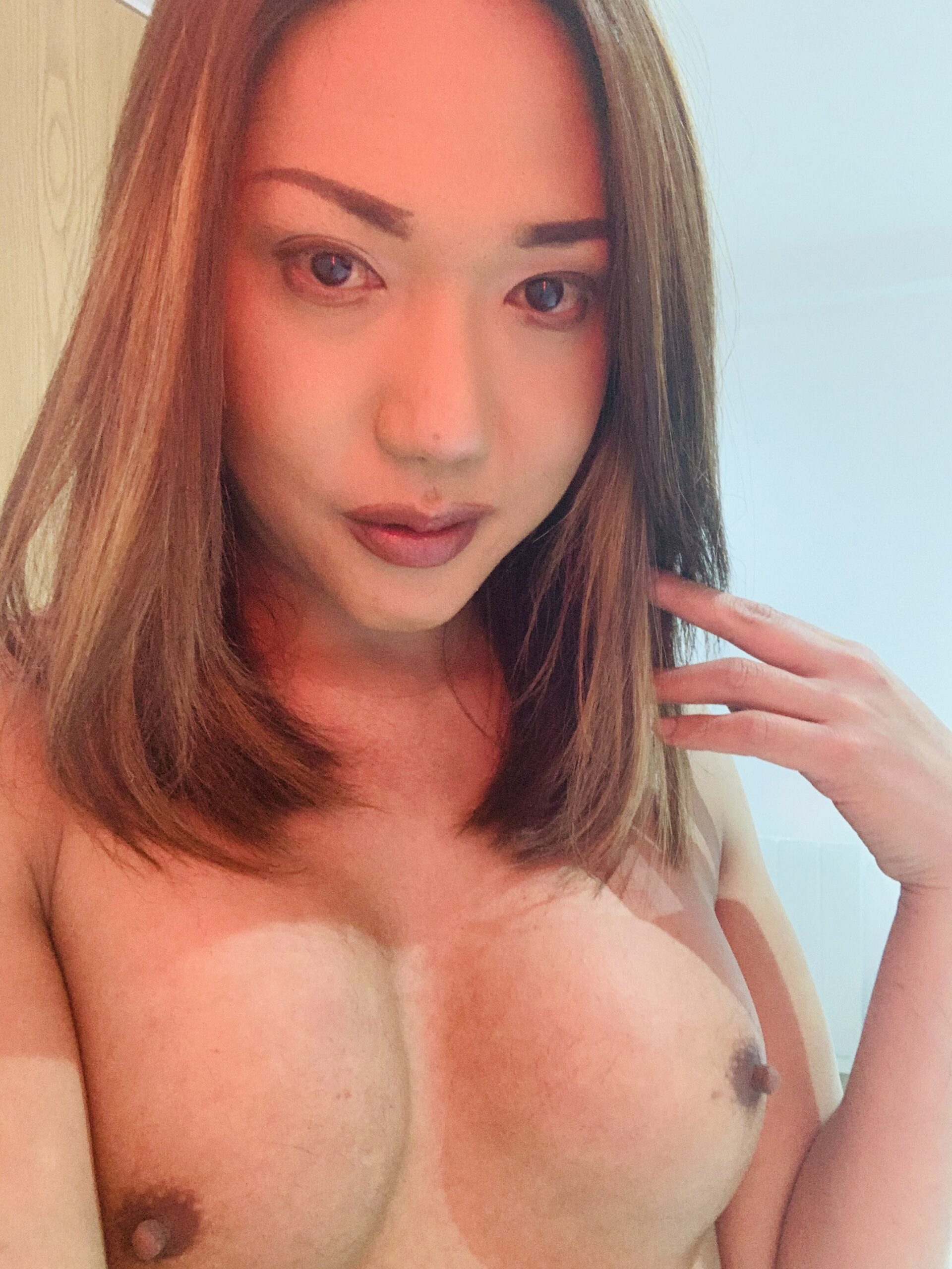 Pre Op Full Package Sexy Asian Gretchen