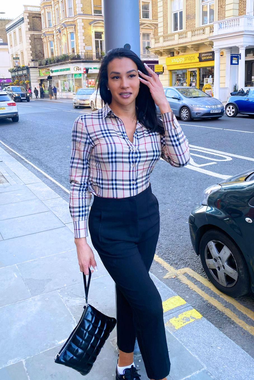 TS Gabriella De Carvalho London Trans